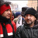 Шевчук и Борзыкин поддержали «Марш несогласных»